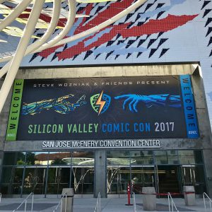 Entry to Comic Con. Photo: Teodor Bjerrang-teodor@bjerrang.no